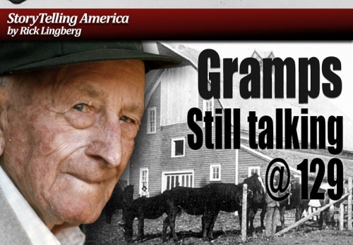 Gramps:  Still Talking @ 129