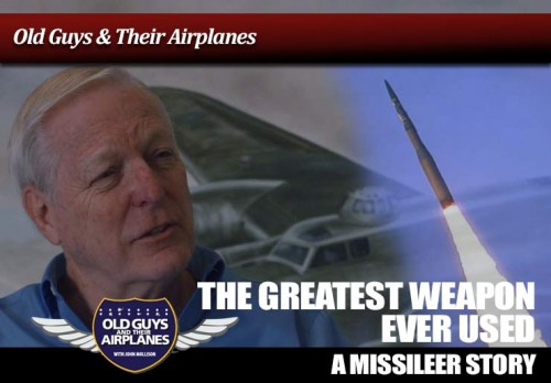 The Greatest Weapon Ever Used...A Missileer Story